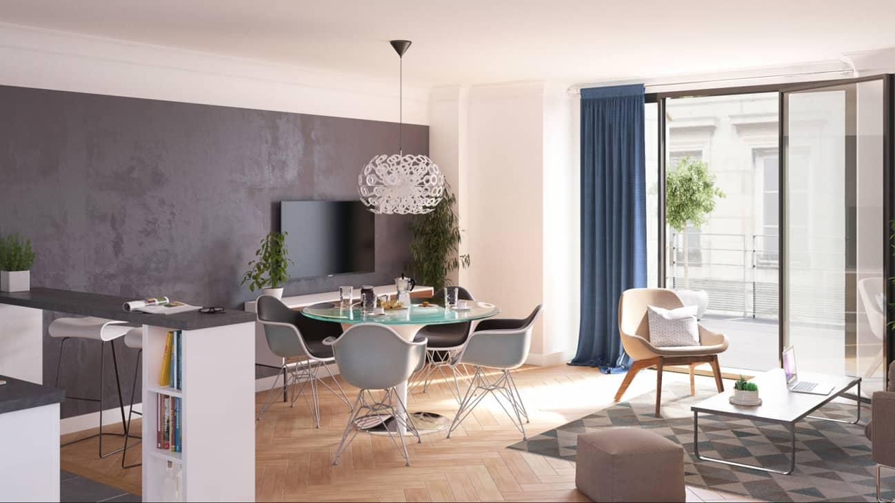 Travaux éligibles pour immobilier en Loi Malraux en France